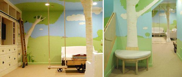 creative children room ideas 1 2 ห้องเด็กสุดครีเอทีฟ ที่ทำให้คุณอยากกลับไปเป็นเด็กอีกครั้ง