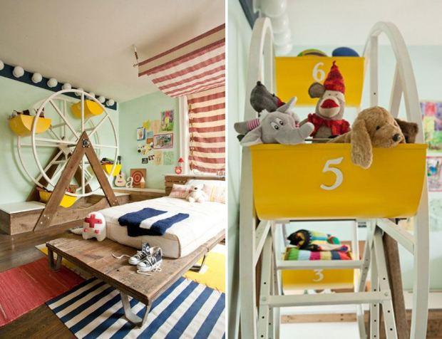 creative children room ideas 3 ห้องเด็กสุดครีเอทีฟ ที่ทำให้คุณอยากกลับไปเป็นเด็กอีกครั้ง