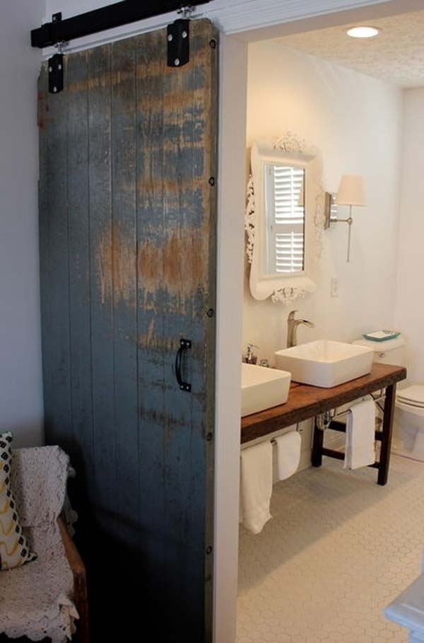 rustic bathroom ideas 30 30 ห้องน้ำที่ไม่ซ้ำบ้านไหนๆ แขกไปใครมาจำได้แน่นอน