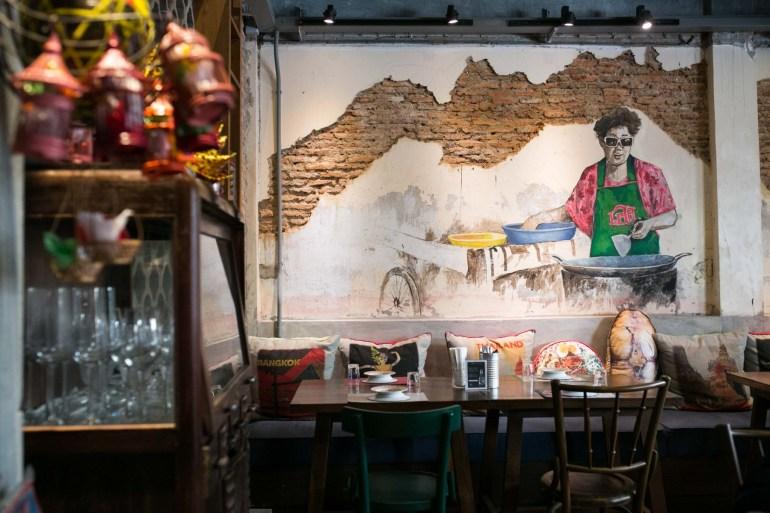 เออ (Err Urban Rustic Thai)ร้านอาหารไทยโบราณสุดฮิปแห่งใหม่ย่านพระนคร 19 - อาหาร