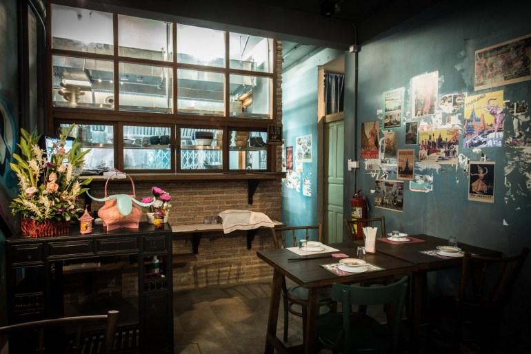 เออ (Err Urban Rustic Thai)ร้านอาหารไทยโบราณสุดฮิปแห่งใหม่ย่านพระนคร 15 - ร้านอาหาร