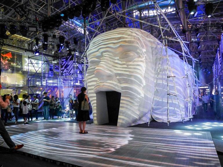 อีเว้นท์สุดล้ำเข้าฟรี! งานไอเดียผสมแสงสีเสียงมัลติมีเดียเท่ๆ ที่ต้องมาชมโดยผู้นำครีเอทีฟอีเว้นท์ไทย #30ปีCMOGroup 18 - Art & Design
