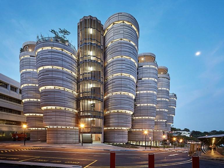 """""""อาคารติ่มซำ"""" โครงสร้างผนังคอนกรีตหล่อแนวๆ Learning Hub/Heatherwick Studio 12 - Architecture"""