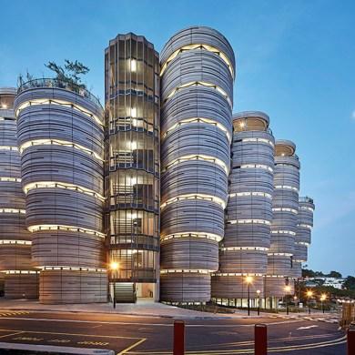 """""""อาคารติ่มซำ"""" โครงสร้างผนังคอนกรีตหล่อแนวๆ Learning Hub/Heatherwick Studio 14 - Architecture"""