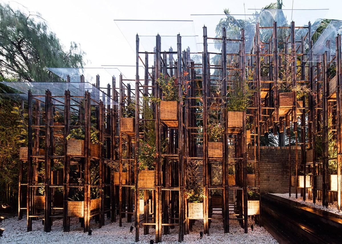 ไม้ไผ่..เหล็กสีเขียวของศตวรรษที่ 21 15 - bamboo