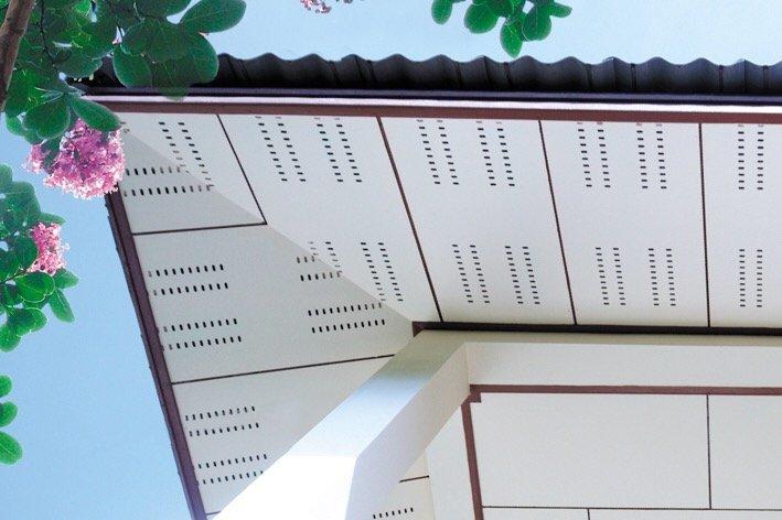 เติมเสน่ห์ให้บ้านผ่านสีสันหรือลวดลายฝ้า เพื่อสร้างลูกเล่นให้ดูไม่จำเจ 20 - ceiling