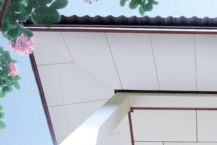 เติมเสน่ห์ให้บ้านผ่านสีสันหรือลวดลายฝ้า เพื่อสร้างลูกเล่นให้ดูไม่จำเจ 19 - ceiling