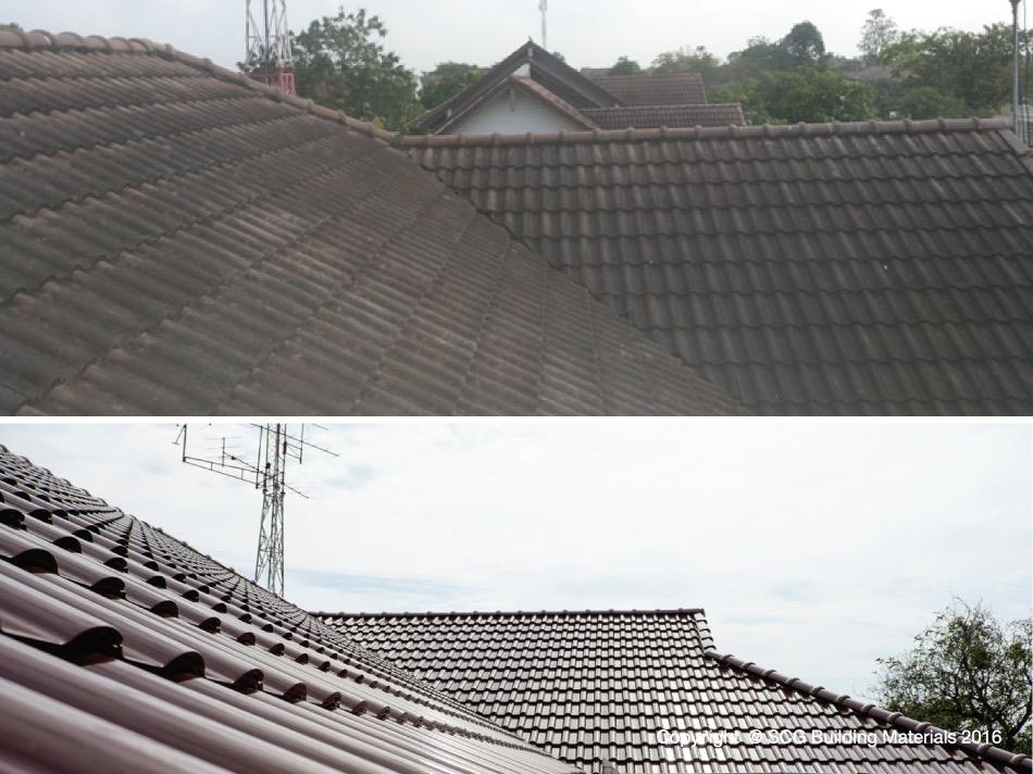 เปลี่ยนหลังคาใหม่ทำได้ไม่ยาก ไม่ต้องย้ายออก จบปัญหารั่วซึม ลดความร้อนไปพร้อมกัน 15 - Re roof