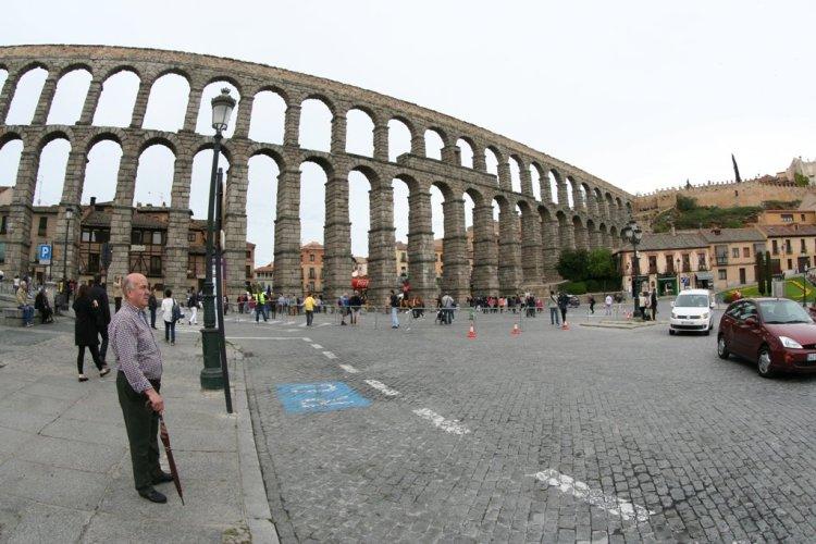 """อัศจรรย์แห่ง """"อาร์กโค้ง (Arch)"""" องค์ประกอบของสถาปัตย์โรมัน 14 -"""