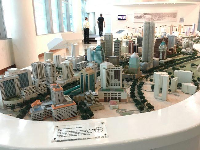 IMG 0927 650x488 ศาสตร์และศิลป์แห่งความเป็นเมือง @ Singapore City Gallery