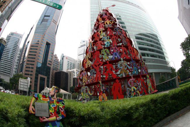 IMG 2580 750x500 ศาสตร์และศิลป์แห่งความเป็นเมือง @ Singapore City Gallery