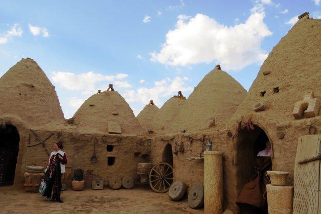 IMG 2616 750x500 บ้านดิน Beehive แห่งเมืองฮาร์ราน (Harran) เมืองเก่าแก่ในพระคัมภีร์ไบเบิล