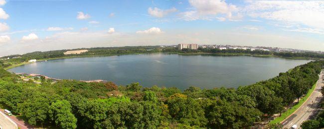 bedok reservoir 650x260 ศาสตร์และศิลป์แห่งความเป็นเมือง @ Singapore City Gallery