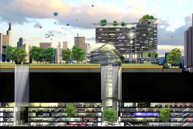 science city 1 ศาสตร์และศิลป์แห่งความเป็นเมือง @ Singapore City Gallery