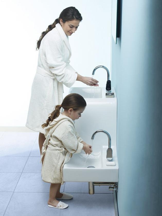 family basin by vitra 1 15 อ่างล้างหน้าดีไซน์เก๋ที่สุดเท่าที่เคยมีมา