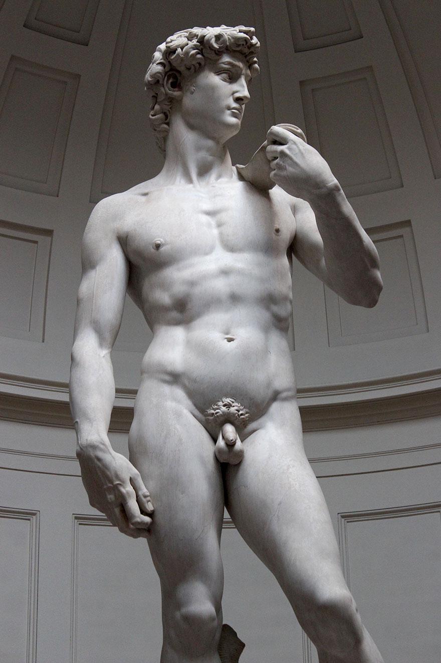 michelangelo david 2 ตามหา เดวิด ชายที่งามที่สุดในโลก หนึ่งสิ่งห้ามพลาดเมื่อมาถึง เมืองฟลอเรนซ์