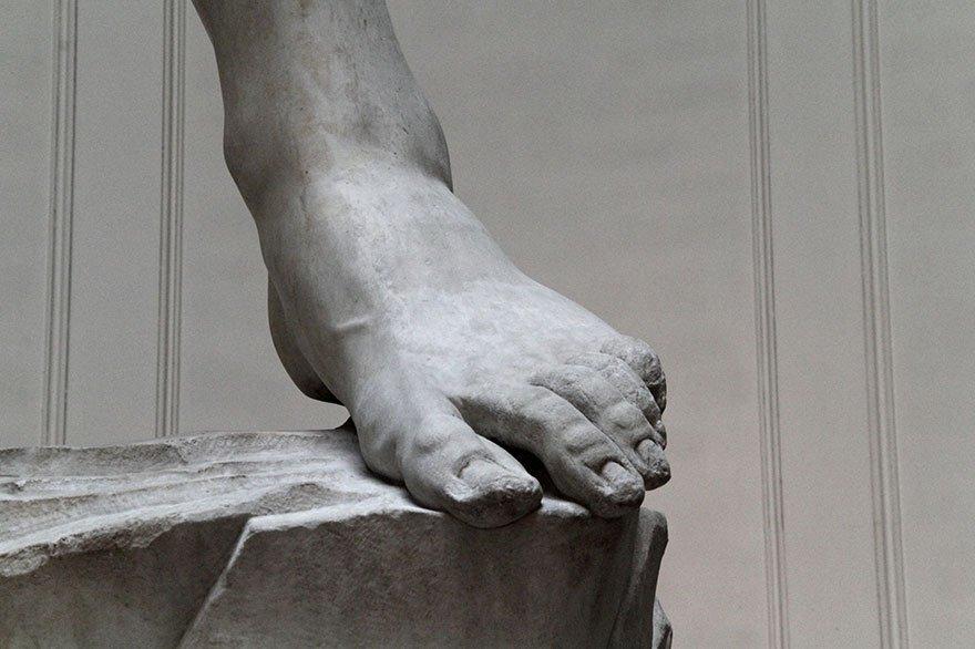 michelangelo david 4 ตามหา เดวิด ชายที่งามที่สุดในโลก หนึ่งสิ่งห้ามพลาดเมื่อมาถึง เมืองฟลอเรนซ์