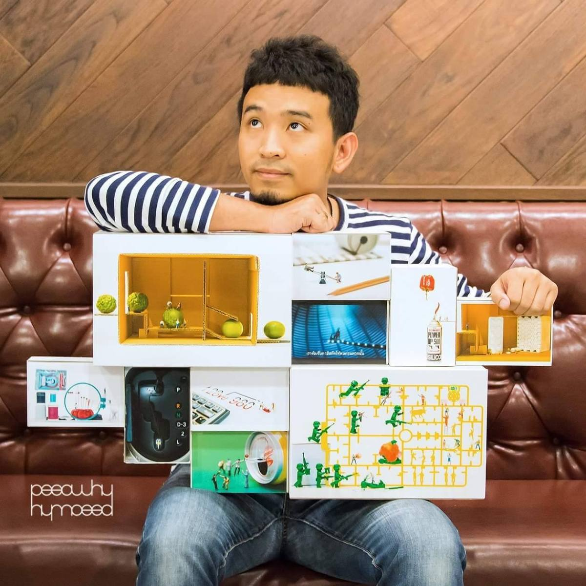 """เล่นเรื่องเล็กให้เป็นเรื่องใหญ่ผ่านภาพถ่ายสไตล์ """"Miniature People Photography"""" กับคนตัวจิ๋ว x Samsung Galaxy S7 edge 16 - photography"""