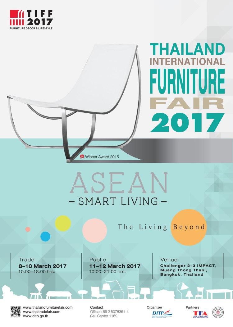 TIFF2017 KeyVisual Demark LINK 2 750x1053 งานเฟอร์นิเจอร์ใหญ่ที่สุดในประเทศไทย TIFF 2017 เจ้าของกิจการ นักออกแบบ คนรักบ้าน ห้ามพลาด!!