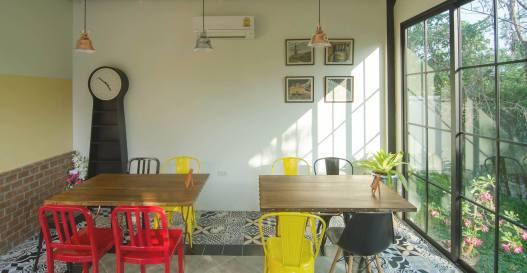 %name 5 ออแกนิคคาเฟ่ (Organic Café) เปิดใหม่!!! เอาใจสายคลีน