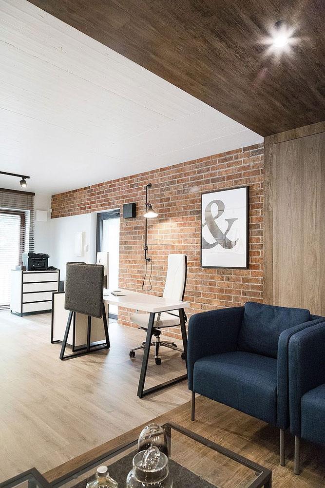 12 เทคนิคตกแต่งออฟฟิศเล็กให้ดูใหญ่ ถูกใจ SME และ home office 28 - Co-Working Space