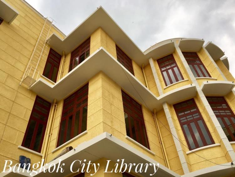 bangkokcitylibrary2 750x563 หอสมุดเมืองกรุงเทพมหานคร (Bangkok City Library) แหล่งเรียนรู้ใหม่เอี่ยม!! ใกล้ข้าวสาร