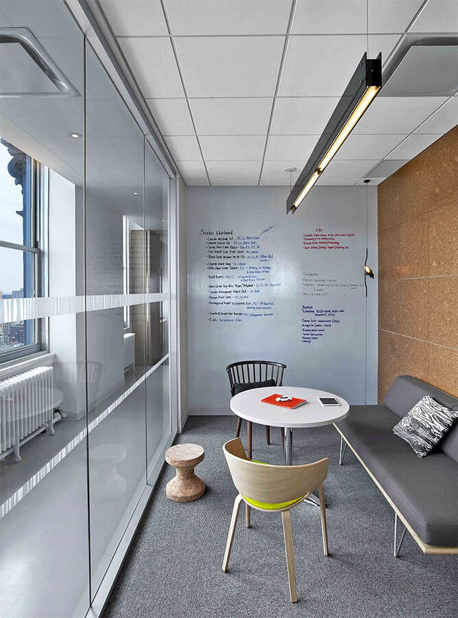 12 เทคนิคตกแต่งออฟฟิศเล็กให้ดูใหญ่ ถูกใจ SME และ home office 40 - Co-Working Space
