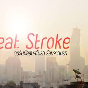"""รู้รอดปลอดภัย """"ฮีทสโตรก"""" (Heat Stroke) โรคลมแดดที่มาพร้อมอากาศร้อน 16 - Global Warming"""