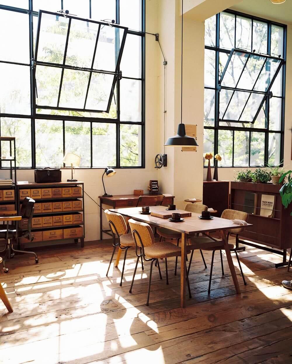 12 เทคนิคตกแต่งออฟฟิศเล็กให้ดูใหญ่ ถูกใจ SME และ home office 45 - Co-Working Space