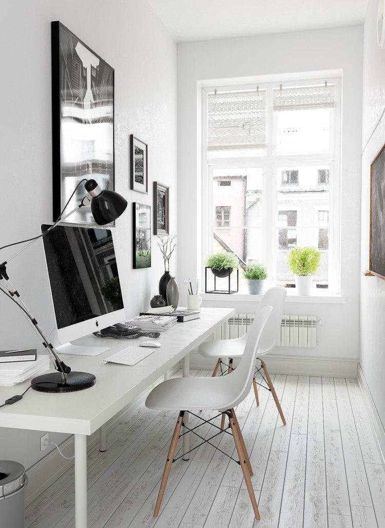 12 เทคนิคตกแต่งออฟฟิศเล็กให้ดูใหญ่ ถูกใจ SME และ home office 32 - Co-Working Space