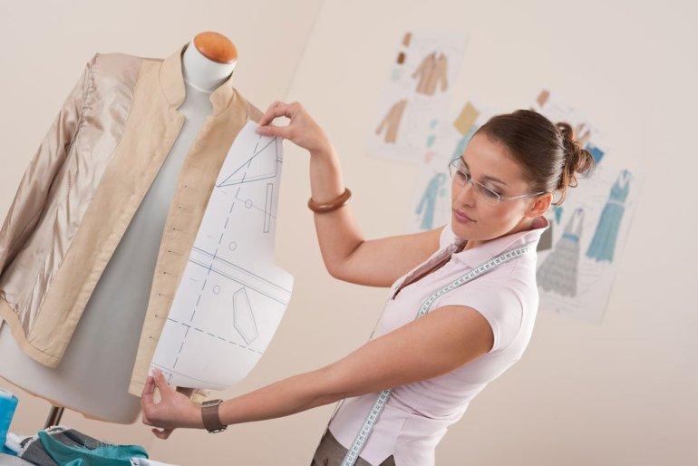 ก้าวสู่การเป็นนักออกแบบเสื้อผ้าแฟชั่นมืออาชีพ 13 -