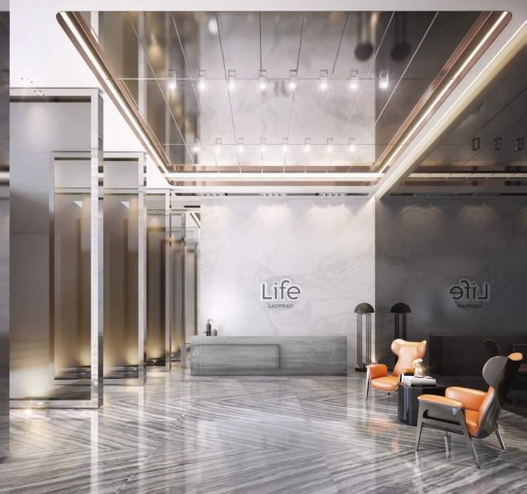 Foyer 750x703 Life Ladprao – คอนโดวัยสร้างธุรกิจ ดีไซน์ฟังก์ชั่นเหมาะแก่ผู้อยู่อาศัยที่ต้องการให้ธุรกิจเติบโตอย่างรวดเร็ว