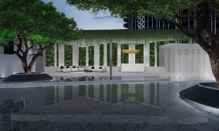 Outdoor Lobby 750x450 Life Ladprao – คอนโดวัยสร้างธุรกิจ ดีไซน์ฟังก์ชั่นเหมาะแก่ผู้อยู่อาศัยที่ต้องการให้ธุรกิจเติบโตอย่างรวดเร็ว