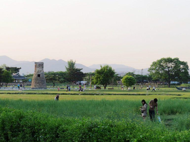 คยองจู (Gyeongju) เกาหลีใต้ เมืองเล็กกลางหุบเขา อดีตเมืองหลวงอาณาจักรชิลลา 21 - คยองจู