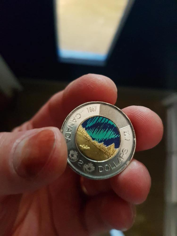 เงินเหรียญ เหรียญแรกในโลกที่ออกแบบให้เรืองแสงได้ ผลิตเพียง 3,000,000 เหรียญ 5 - Canada