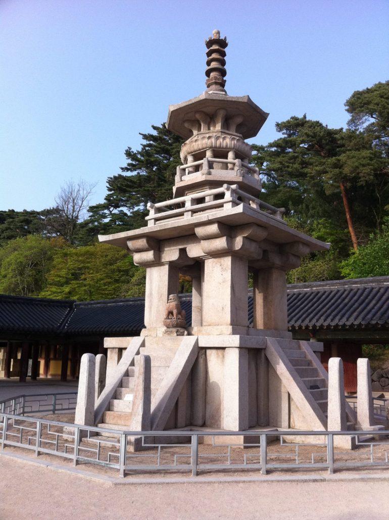 คยองจู (Gyeongju) เกาหลีใต้ เมืองเล็กกลางหุบเขา อดีตเมืองหลวงอาณาจักรชิลลา 28 - คยองจู