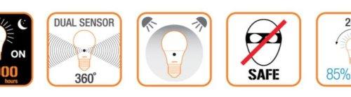 detail32 ทดสอบ 6 หลอดไฟอัจฉริยะของ LAMPTAN ว่าจะดีเหมือนในโฆษณาพี่เผือกรึเปล่า?