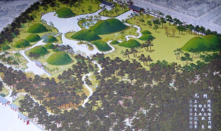 คยองจู (Gyeongju) เกาหลีใต้ เมืองเล็กกลางหุบเขา อดีตเมืองหลวงอาณาจักรชิลลา 15 - คยองจู