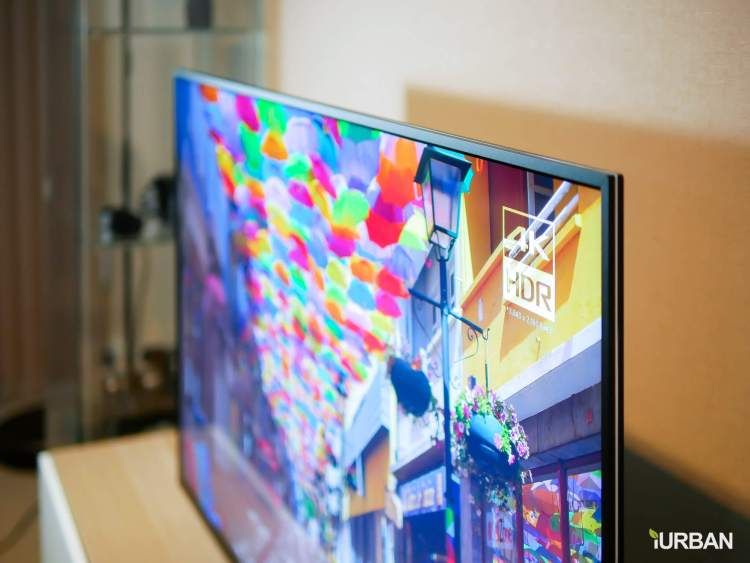 iurban sonytv 71 750x563 รีวิว SONY Android TV รุ่น X8000E งบ 26,990 แต่สเปค 4K HDR เชื่อมโลก Social กับทีวีอย่างสมบูรณ์แบบ