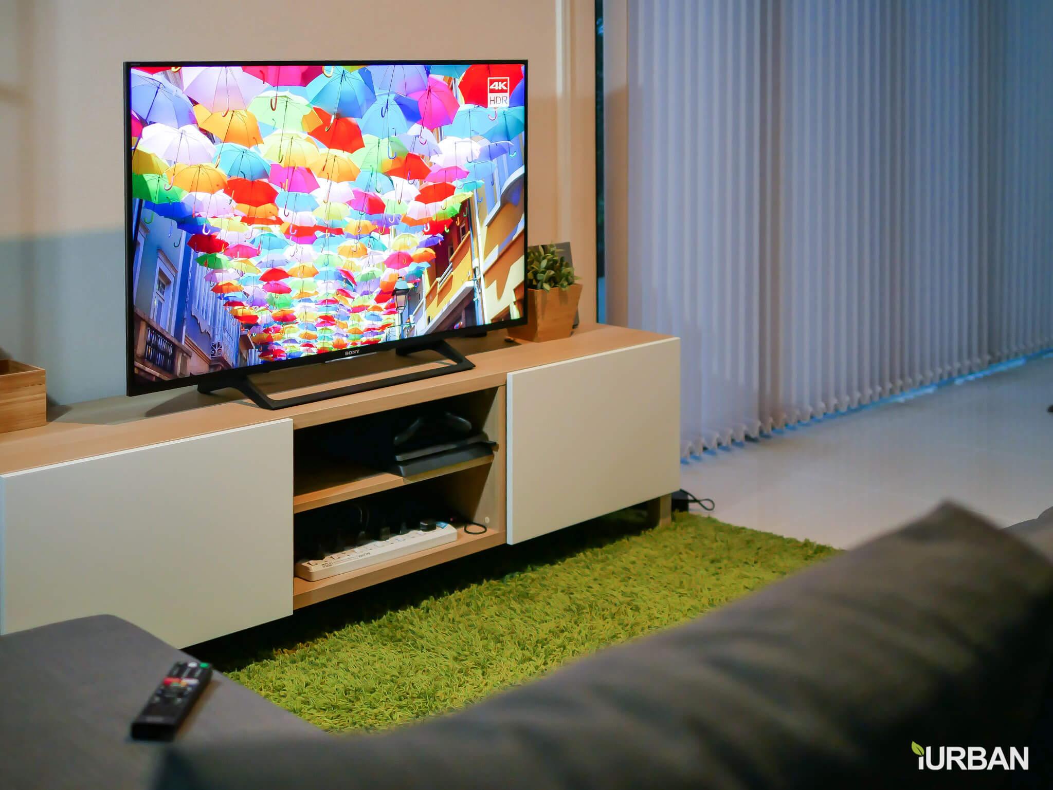 รีวิว SONY Android TV รุ่น X8000E งบ 26,990 แต่สเปค 4K HDR เชื่อมโลก Social กับทีวีอย่างสมบูรณ์แบบ 30 - Android