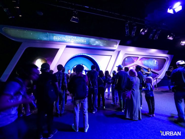 AVATARE 12 750x563 รีวิว AVATAR : Discover Pandora Bangkok นิทรรศการ Interactive จากหนังที่ขายดีที่สุดในโลก