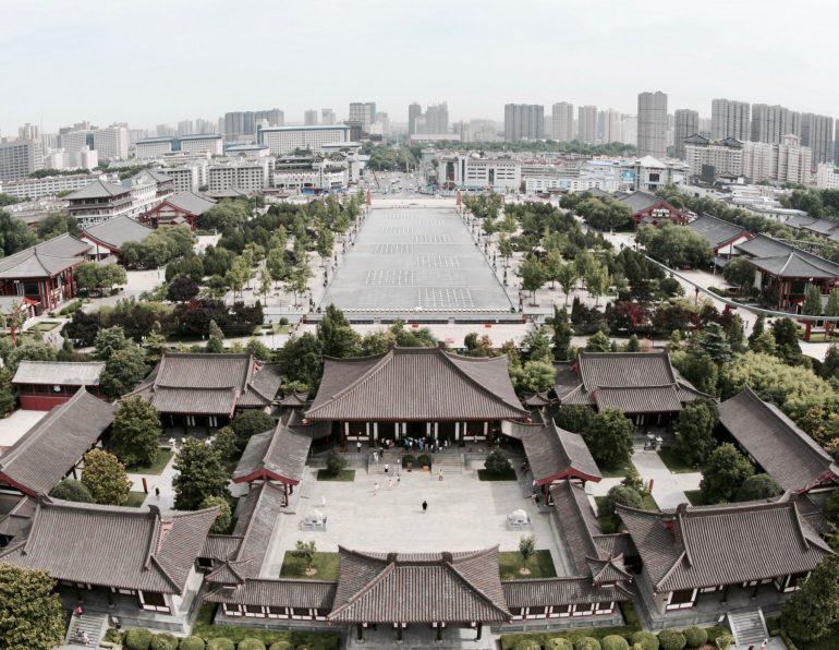 นครซีอาน...เมืองตั้งต้นของการเดินทางสู่ดินแดนตะวันตกของพระถังซัมจั๋ง 22 - ซีอาน