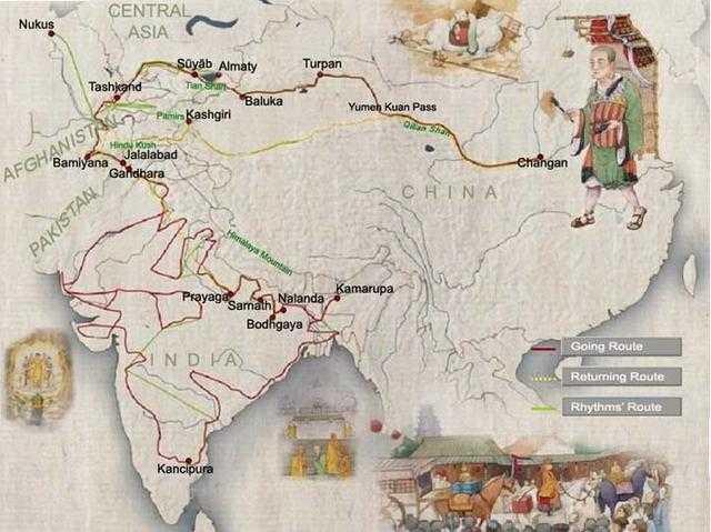 journey นครซีอาน...เมืองตั้งต้นของการเดินทางสู่ดินแดนตะวันตกของพระถังซัมจั๋ง
