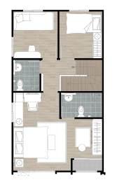 2560-3-16 Pleno Watcharaphol - 20wa - Floor Plan-2F-(M)-2