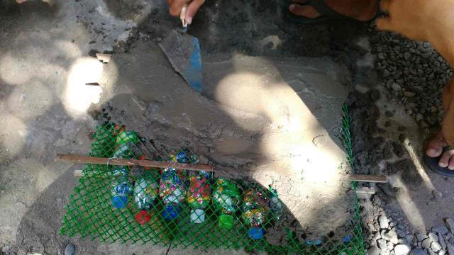 D.I.Y Ecobricks เมื่อขวดน้ำพลาสติกเป็นได้มากกว่าที่คิด 18 -