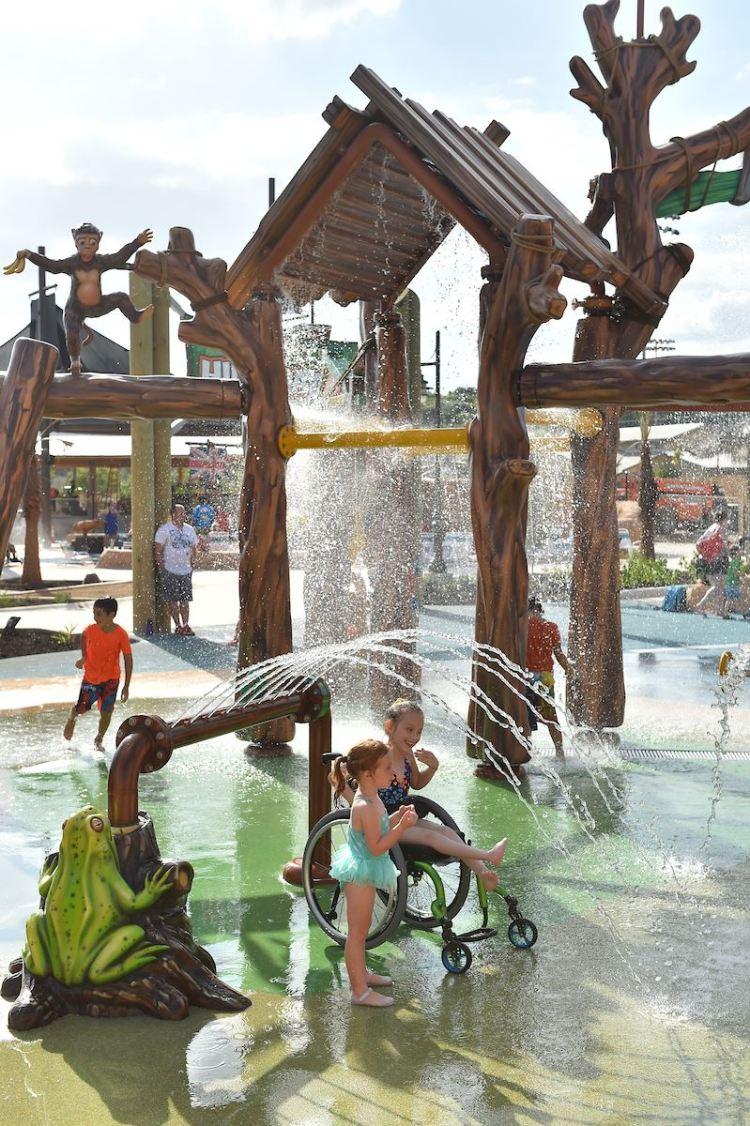 จากความรัก Morgan's Wonderland สวนสนุกสำหรับผู้มีความต้องการพิเศษแห่งแรกของโลก! 16 - funpark