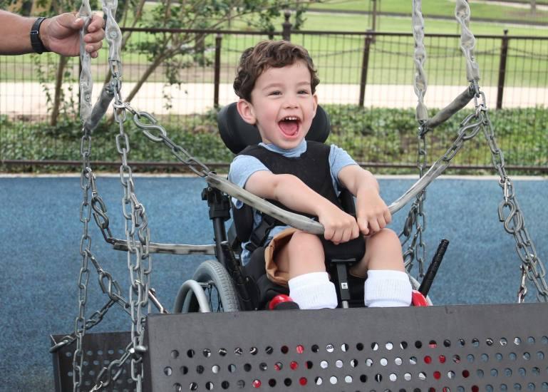 จากความรัก Morgan's Wonderland สวนสนุกสำหรับผู้มีความต้องการพิเศษแห่งแรกของโลก! 19 - funpark