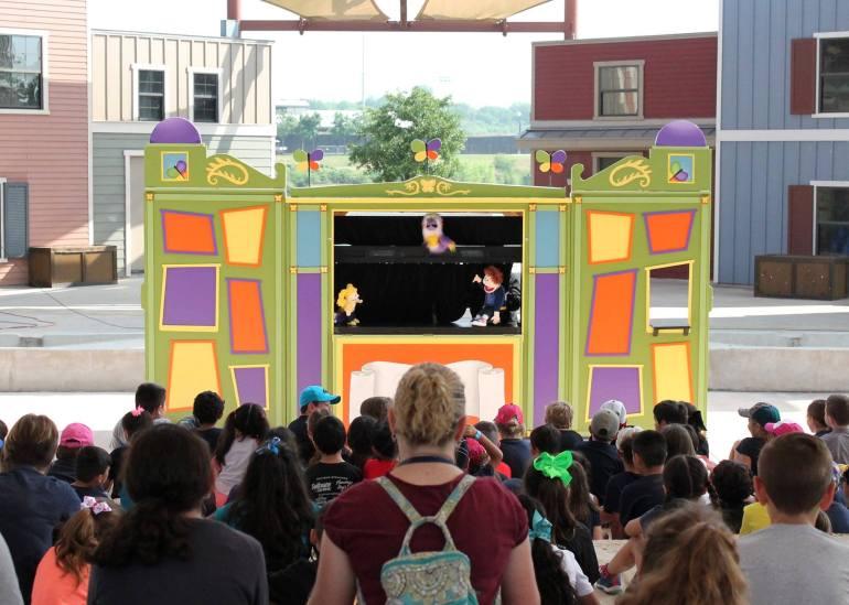 จากความรัก Morgan's Wonderland สวนสนุกสำหรับผู้มีความต้องการพิเศษแห่งแรกของโลก! 22 - funpark