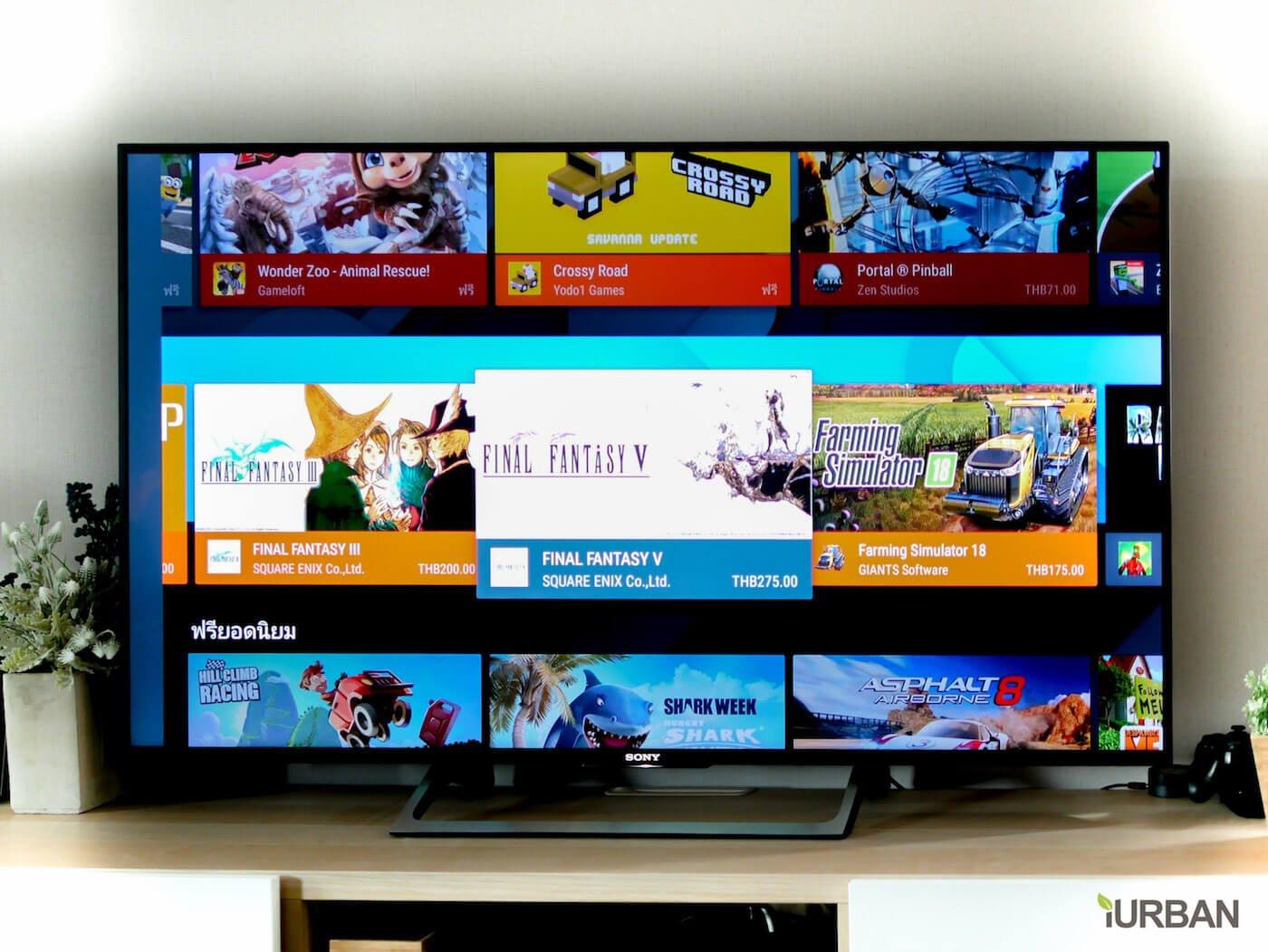 SONY X8500E 4K-HDR Android TV นวัตกรรมที่จะเปลี่ยนชีวิตกับทีวี ให้ไม่เหมือนเดิมอีกต่อไป 20 - Android
