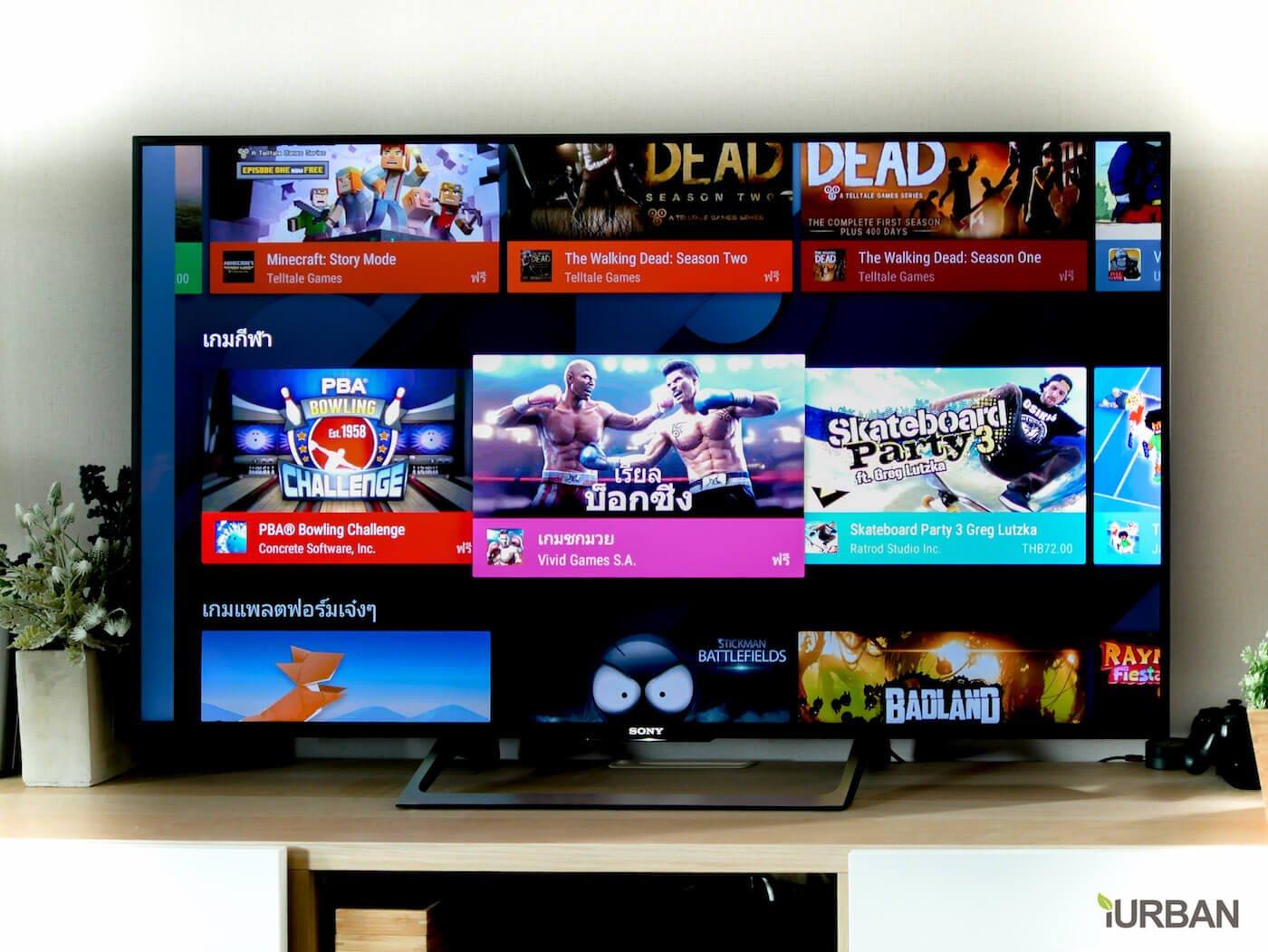 SONY X8500E 4K-HDR Android TV นวัตกรรมที่จะเปลี่ยนชีวิตกับทีวี ให้ไม่เหมือนเดิมอีกต่อไป 25 - Android